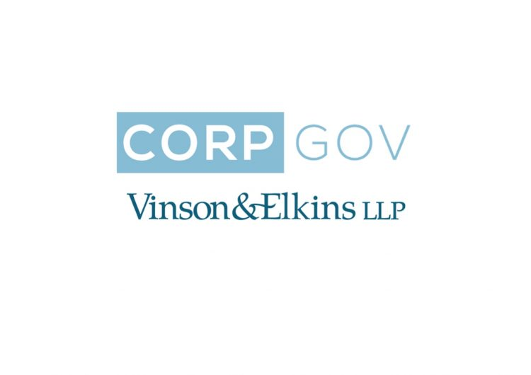 Replay Now Available: CorpGov, V&E Webinar – Best Corporate Governance During Coronavirus Crisis and Beyond