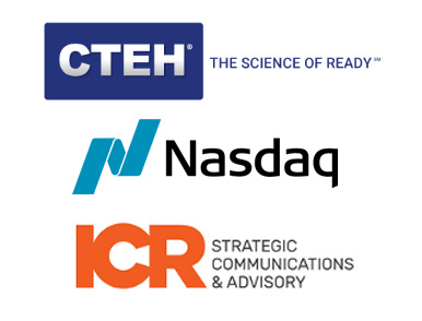 """CTEH, Nasdaq, and ICR Lead CorpGov's First Webcast in """"Reopening the Workplace"""" Series Set for May 21"""