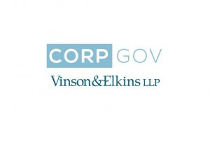 CorpGov, V&E Host 2nd Webinar in 2020 Governance Series June 30: Activism and ESG